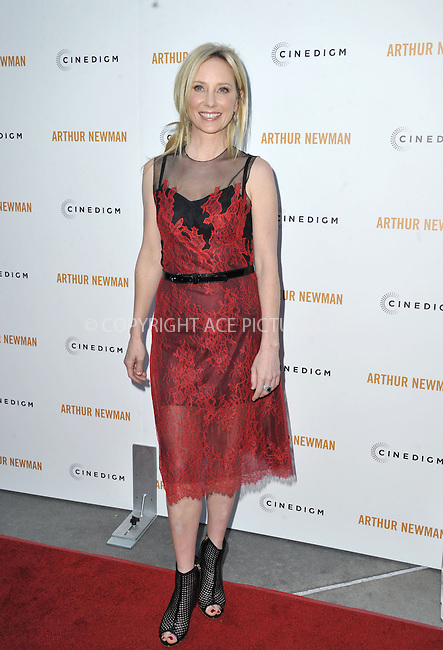 WWW.ACEPIXS.COM....April 18 2013, LA....Anne Heche arriving at the Los Angeles premiere of 'Arthur Newman' at ArcLight Hollywood on April 18, 2013 in Hollywood, California.......By Line: Peter West/ACE Pictures......ACE Pictures, Inc...tel: 646 769 0430..Email: info@acepixs.com..www.acepixs.com