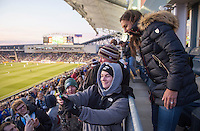 USWNT at Philadelphia Union, April 8, 2016