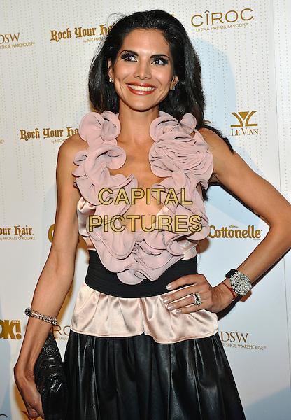27 February 2014 - West Hollywood, California - Joyce Giraud. OK! Magazine Pre-Oscar Party held at Greystone Manor Supperclub.<br /> CAP/ADM/CC<br /> &copy;Christine Chew/AdMedia/Capital Pictures
