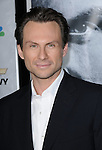 Christian Slater arriving at the premiere for My Own Worst Enemy which was held at Graft in Century City, Ca. October 4, 2008. Fitzroy Barrett