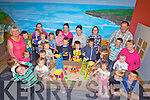 Pictured in the Duagh Family Centre were staff and members of The Duagh Community Childcare, pictured last Friday morning.