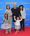 Melanie Brown , Stephen Belafonte and family attend The TWC- Dimension L.A. Premiere of Paddington held at The TCL Chinese Theater  in Hollywood, California on January 10,2015                                                                               © 2015 Hollywood Press Agency