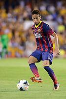 Valencia CF vs FC Barcelona 2013/2014