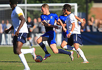 Washington, D.C. - Sunday, November 15, 2015: Georgetown defeated Creighton 2-1 in extra time in the final of the Big East tournament at Shaw Field.