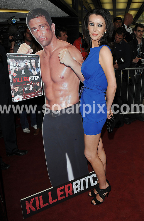 **ALL ROUND PICTURES FROM SOLARPIX.COM**.**WORLDWIDE SYNDICATION RIGHTS**.Red carpet arrivals at the UK premiere of Killer Bitch.  Held at the Curzon, Mayfair, London Uk..This pic: Yvette Rowland ..JOB REF:  11178     SSD     DATE: 29.04.2010.**MUST CREDIT SOLARPIX.COM OR DOUBLE FEE WILL BE CHARGED**.**MUST NOTIFY SOLARPIX OF ONLINE USAGE**.**CALL US ON: +34 952 811 768 or LOW RATE FROM UK 0844 617 7637**