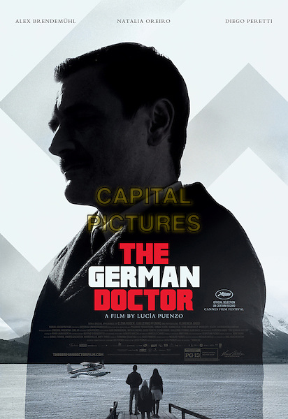 AMERICAN POSTER ART<br /> in The German Doctor (2013) <br /> (Wakolda)<br /> *Filmstill - Editorial Use Only*<br /> CAP/FB<br /> Image supplied by Capital Pictures
