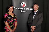 Masters award FinalistSteve Hargraves from the Pakuranga Athletics Club. Counties Manukau Sport Sporting Excellence Awards held at the Telstra Clear Pacific Events Centre Manukau on December 1st 2011.