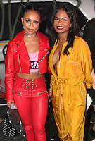 NEW YORK, NY - SEPTEMBER 10, 2016 Karrueche Tran & Christina Milian attends the Alexander Wang Fashion Show after party September 10, 2016 at Pier 94 in New York City. Photo Credit: Walik Goshorn / Mediapunch