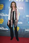 """Spanish  Susi Sanchez attend the Premiere of the movie """"La vida inesperada"""" at the Callao Cinema in Madrid, Spain. April 25, 2014. (ALTERPHOTOS/Carlos Dafonte)"""
