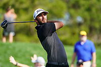 Max Homa (USA) during Round 1 of the Players Championship, TPC Sawgrass, Ponte Vedra Beach, Florida, USA. 12/03/2020<br /> Picture: Golffile   Fran Caffrey<br /> <br /> <br /> All photo usage must carry mandatory copyright credit (© Golffile   Fran Caffrey)