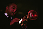 Wynton Marsalis. Participants at the 2001 Monterey Jazz Festival.