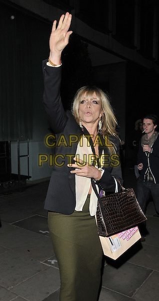 LONDON, ENGLAND - MARCH 10: Jo Wood attends the Rodial Beautiful Awards 2014, St Martin's Lane Hotel, St Martin's Lane, on Monday March 10, 2014 in London, England, UK.<br /> CAP/CAN<br /> &copy;Can Nguyen/Capital Pictures