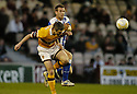 03/04/2007       Copyright Pic: James Stewart.File Name : sct_jspa04_motherwell_v_kilmarnock.STEPHEN CRAIGAN CLEARS FROM JAMES FOWLER.....James Stewart Photo Agency 19 Carronlea Drive, Falkirk. FK2 8DN      Vat Reg No. 607 6932 25.Office     : +44 (0)1324 570906     .Mobile   : +44 (0)7721 416997.Fax         : +44 (0)1324 570906.E-mail  :  jim@jspa.co.uk.If you require further information then contact Jim Stewart on any of the numbers above.........