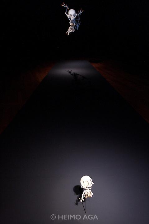 "Korean Pavillion. Hyungkoo Lee..""The Homo Species."", 2007."