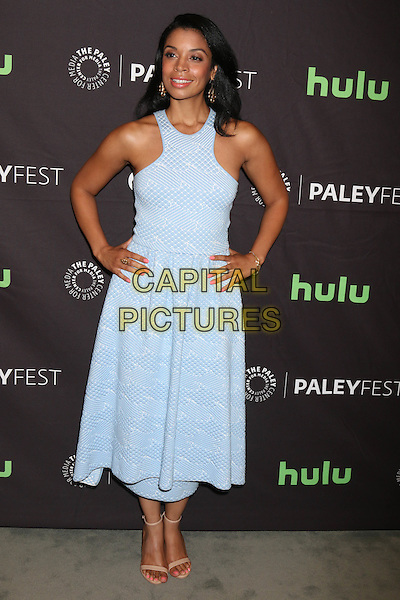 BEVERLY HILLS, CA - SEPTEMBER 13: Susan Kelechi Watson at the PaleyFest 2016 Fall TV Preview featuring NBC at the Paley Center For Media in Beverly Hills, California on September 13, 2016. <br /> CAP/MPI/DE<br /> &copy;DE/MPI/Capital Pictures
