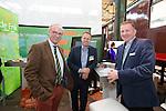 AMERSFOORT - Jochem Gelderman (l)  Nationaal Golf Congres & Beurs (Het Juiste Spoor) van de NVG.     © Koen Suyk.