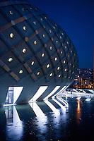 Switzerland, Ticino, Chiasso, Centro Polaris, Shopping Mall