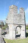 The ruins of Mellifont Abbey, The first Cistercian monastery in Ireland founded in 1142 by St Malachy of Armagh.   The lavabo (pictured here) was built around 1200 AD and is the most significant building still standing...Photo NEWSFILE/Jenny Matthews.(Photo credit should read Jenny Matthews/NEWSFILE)....This Picture has been sent you under the condtions enclosed by:.Newsfile Ltd..The Studio,.Millmount Abbey,.Drogheda,.Co Meath..Ireland..Tel: +353(0)41-9871240.Fax: +353(0)41-9871260.GSM: +353(0)86-2500958.email: pictures@newsfile.ie.www.newsfile.ie.FTP: 193.120.102.198.