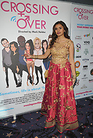Bhella Candenti at the &quot;Crossing Over&quot; UK film premiere, Cineworld West India Quay, Hertsmere Road, London, England, UK, on Sunday 06 August 2017.<br /> CAP/CAN<br /> &copy;CAN/Capital Pictures