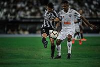 Rio de Janeiro (RJ) 24/07/2019 - Copa do Sul-Americana / Botafogo x Atletico Mineiro – Jogador Marcinho do Botafogo (e), durante partida válida pela Copa Sul Americana 2019, no estádio do Nilton Santos, na noite desta quarta-feira (24). (Foto: Jayson Braga / Brazil Photo Press)