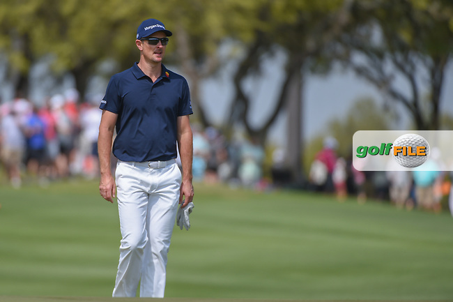 Justin Rose (GBR) approaches the green on 1 during day 1 of the WGC Dell Match Play, at the Austin Country Club, Austin, Texas, USA. 3/27/2019.<br /> Picture: Golffile | Ken Murray<br /> <br /> <br /> All photo usage must carry mandatory copyright credit (© Golffile | Ken Murray)