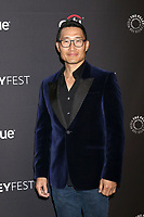 "LOS ANGELES - MAR 22:  Daniel Dae Kim at the 2018 PaleyFest Los Angeles - ""The Good Doctor"" at Dolby Theater on March 22, 2018 in Los Angeles, CA"