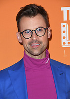 02 December 2018 - Beverly Hills, California - Brad Goreski. 2018 TrevorLIVE Los Angeles held at The Beverly Hilton Hotel. <br /> CAP/ADM/BT<br /> &copy;BT/ADM/Capital Pictures