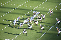 San Francisco, Ca - Saturday, December 29, 2012: Arizona State 62-28 over Navy in the Kraft Fight Hunger Bowl at AT&T Park..