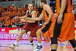 FC Barcelona Lassa's Olesson during the match of Endesa ACB League between Fuenlabrada Montakit and FC Barcelona Lassa at Fernando Martin Stadium in fuelnabrada,  Madrid, Spain. October 30, 2016. (ALTERPHOTOS/Rodrigo Jimenez)