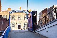 170121 Cardiff Blues v Bristol