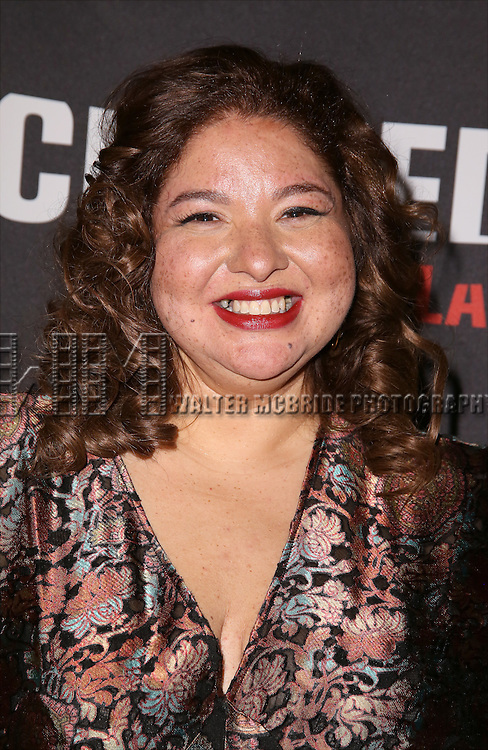 Liesl Tommy attends the 'Eclipsed' broadway opening night after party at Gotham Hall on March 6, 2016 in New York City.