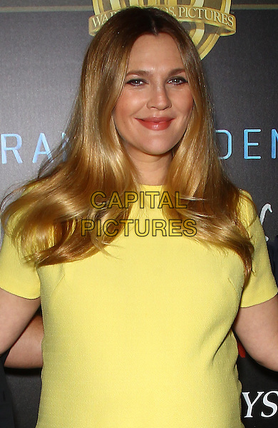 27 March 2014 - Las Vegas, Nevada - Drew Barrymore.  2014 CinemaCon - Warner Bros. Pictures Event Red Carpet at Caesars Palace. <br /> CAP/ADM/MJT<br /> &copy; MJT/AdMedia/Capital Pictures