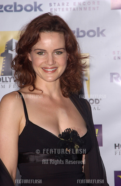 at the 8th Annual Hollywood Film Festival's Hollywood Awards at the Beverly Hills Hilton..October 18, 2004