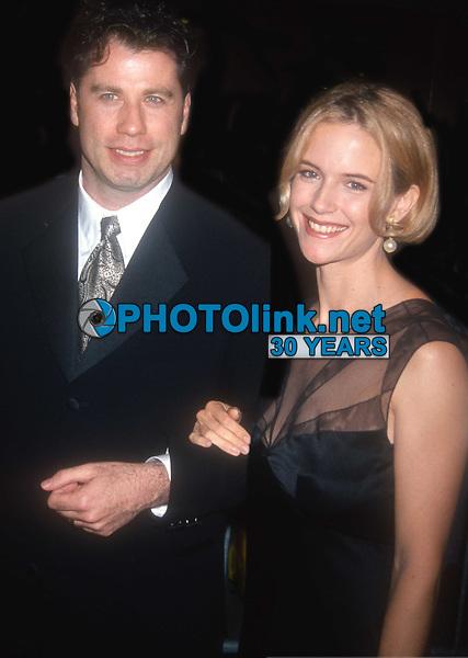 John Travolta and Kelly Preston 1994<br /> Photo By John Barrett/PHOTOlink.net