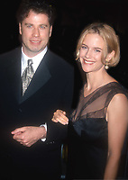 John Travolta and Kelly Preston 1994<br /> Photo By John Barrett/PHOTOlink.net