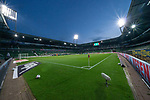 Nach dem Spiel das leere wohninvest Weserstadion<br /><br /><br />Sport: Fussball: 1. Bundesliga: Saison 19/20: <br />26. Spieltag: SV Werder Bremen vs Bayer 04 Leverkusen, 18.05.2020<br /><br />Foto ©  gumzmedia / Nordphoto / Andreas Gumz / POOL <br /><br />Nur fŸr journalistische Zwecke! Only for editorial use!<br /> DFL regulations prohibit any use of photographs as image sequences and/or quasi-video.