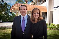 Beasley Broadcast Group family, Naples, Florida, USA, Nov. 3, 2011. Photo by Debi PIttman Wilkey