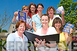 SINGING SENSATIONS: Members of the Ardfert Ladies.Gospel Choir will hold a concert on Sunday the 13th of.May in St. Brendan's Parish Church. Front l-r: Eileen.Comerford, Martina Egan (Musical Director) and caroline.O'Callaghan. Back l-r: Noreen O'Neill, Angela Ryan..Rachel Fitzgerald and Caroline Raftery.