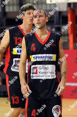 2012-08-15 / Basketbal / seizoen 2012-2013 / BBC Willebroek / Koen Deconinck..Foto: Mpics.be