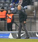 10.03.2018, OLympiastadion, Berlin, GER, 1.FBL, Hertha BSC VS. FC Freiburg, im Bild <br /> Cheftrainer (Head Coach) Christian Streich (SC Freiburg)<br /> <br /> <br />       <br /> Foto &copy; nordphoto / Engler