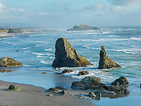 Pacific Sea Stacks
