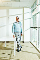 Christian Gheorghe pictures: executive portrait photography of Christian Gheorghe of Tidemark, by San Francisco corporate photographer Eric Millette