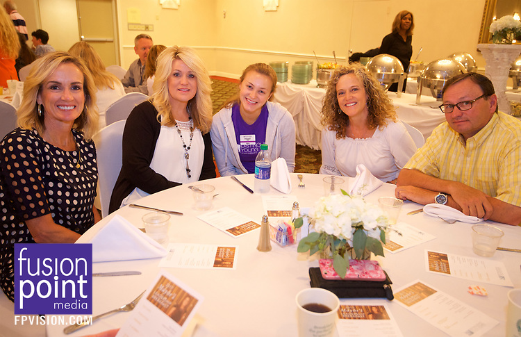 Distinguished Young Women Mayor's Breakfast 2017