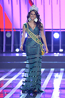 SAO PAULO, SP, 18.11.2015 - MISS BRASIL 2015: Melissa Gurgel, vencedora do Miss Brasil 2014, durante concurso Miss Brasil 2015, realizado na noite desta quarta-feira (18) no Citibank Hall em São Paulo. (Foto: Levi Bianco/Brazil Photo Press)