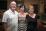 Amelia Smith with her Mam and Dad at her 21st in the Thatch...Photo NEWSFILE/Jenny Matthews.(Photo credit should read Jenny Matthews/NEWSFILE)....This Picture has been sent you under the condtions enclosed by:.Newsfile Ltd..The Studio,.Millmount Abbey,.Drogheda,.Co Meath..Ireland..Tel: +353(0)41-9871240.Fax: +353(0)41-9871260.GSM: +353(0)86-2500958.email: pictures@newsfile.ie.www.newsfile.ie.FTP: 193.120.102.198.