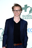 LOS ANGELES - FEB 28:  Calum Worthy at the 15th Annual Global Green Pre-Oscar Gala at the NeueHouse on February 28, 2018 in Los Angeles, CA