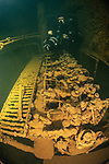 The wrecks of Truk Lagoon: : The Shinkoku Maru