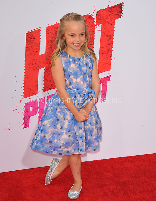 WWW.ACEPIXS.COM<br /> <br /> April 30 2015, LA<br /> <br /> Abby James Witherspoon arriving at the premiere of 'Hot Pursuit' at the TCL Chinese Theatre on April 30, 2015 in Hollywood, California. <br /> <br /> <br /> Please byline: Peter West/ACE Pictures<br /> <br /> ACE Pictures, Inc.<br /> www.acepixs.com<br /> Email: info@acepixs.com<br /> Tel: 646 769 0430