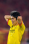 Guangzhou Evergrande vs Kashiwa Reysol match as part the AFC Champions League 2015 Quarter Final 2nd Leg match on September 15, 2015 at  Tianhe Sport Center in Guangzhou, China. Photo by Victor Fraile / Power Sport Images