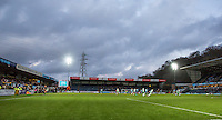 General view of play during the Sky Bet League 2 match between Wycombe Wanderers and Yeovil Town at Adams Park, High Wycombe, England on 14 January 2017. Photo by Andy Rowland / PRiME Media Images.